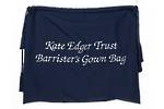 Barrister Gown Bag with Embroidered Initials- Optional